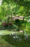 Park in Maastricht Stock Photos