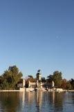 Park Madrid - Retiro Royalty-vrije Stock Afbeeldingen