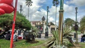 Park Malioboro Street. Malioboro Street in Jogjakarta Indonesia Royalty Free Stock Images
