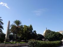 Park Malta stockbilder