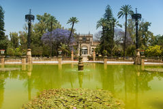 Park Maria Luisa - Seville Royalty Free Stock Photos