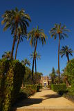 Park Maria Luisa - Seville Royalty Free Stock Images