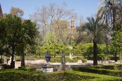 Park Maria Luisa Stock Images