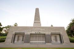 Park Memorial de rey Imagen de archivo