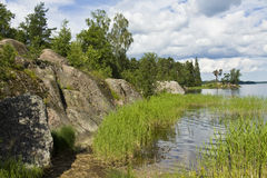 Park Monrepo, Russia Royalty Free Stock Photo