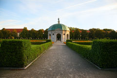 Park. Munich. Germany. Stock Images