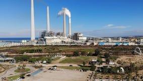 Park Nahal Hadera stock video footage