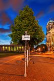 Park named Lustgarten on the Museum Island in Berlin, Germany Stock Photo
