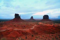 park narodowy Zdjęcia Stock