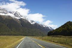 park narodowy droga Zdjęcie Royalty Free