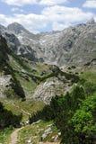 Park Narodowy Durmitor w Monte murzynie Obraz Royalty Free
