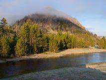 park narodowy góra obraz royalty free