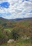 park narodowy górski wędzone Fotografia Royalty Free
