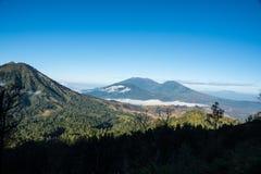 Park Narodowy Ijen, Indonezja Obraz Stock