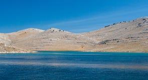Park Narodowy Kornati w Chorwacja Zdjęcia Royalty Free