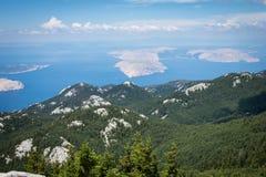Park Narodowy Północny Velebit w Chorwacja zdjęcia royalty free
