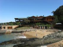 park narodowy plażowy główny tsitsikamma Zdjęcia Stock