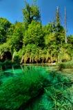 park narodowy plitvice Fotografia Royalty Free
