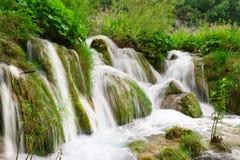 park narodowy plitvice siklawy Zdjęcia Stock