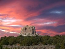 park narodowy pomnikowa dolina Fotografia Stock