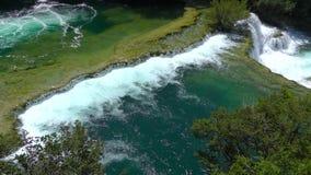 Park Narodowy siklawy Krka, Chorwacja zbiory
