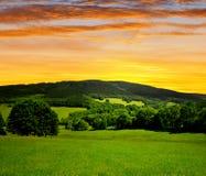 Park Narodowy Sumava Obrazy Royalty Free