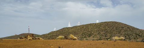 park narodowy teide Tenerife Obrazy Stock