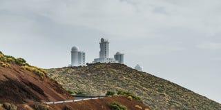 park narodowy teide Tenerife Zdjęcie Stock