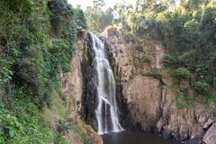 park narodowy Thailand siklawa Zdjęcie Royalty Free