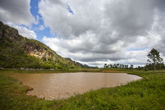 park narodowy vinales Zdjęcia Royalty Free