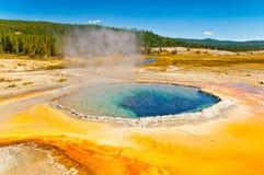 park narodowy Yellowstone Fotografia Royalty Free