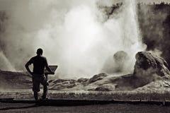 park narodowy Yellowstone Zdjęcia Royalty Free