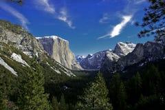 park narodowy Yosemite Zdjęcia Royalty Free