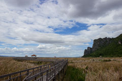 Park Narodowy z 300 szczytami obraz royalty free