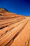 park narodowy zion Fotografia Royalty Free