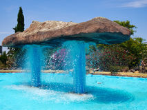 Park of Nations Torrevieja dedicated to the nations of Europe, S Royalty Free Stock Photography