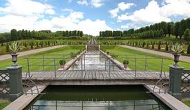 Park near Frederiksborg palace royalty free stock photos