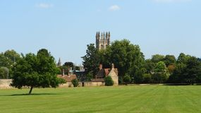 Free Park Near Merton College Royalty Free Stock Images - 26553229
