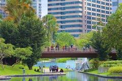 Views of Kuala Lumpur, Malaysia stock photo