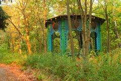 Park nimmt Ukraine Zuflucht Lizenzfreies Stockbild