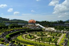 Park nong nooch Stock Photos