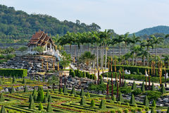 Park Nong Nooch Pattaya Stock Photos