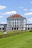 Park in nymphenburg castle, munich Royalty Free Stock Photo