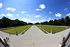 Park in nymphenburg castle, munich Stock Images