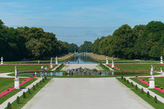 Park of Nymphenburg Royalty Free Stock Photos