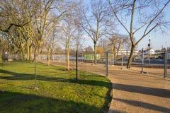 Park od ogrodniczego przedstawienia 2018 Zdjęcia Stock