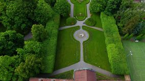 Park Oliwa in Sopot