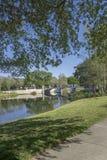 Park at Orlando Florida Stock Photos
