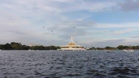 Park,outdoor,thailandconstruction,time lapse,city stock footage