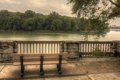 Park Overloook Royalty Free Stock Photo